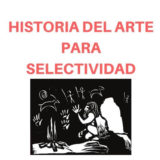 Cover image of Historia del Arte para selectividad