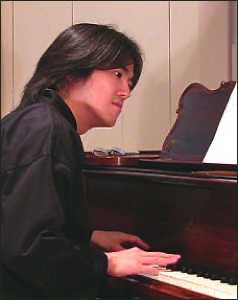Composer Chao-Jan Chang's Music (作曲家張超然的音樂)