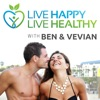 Live Happy Live Healthy artwork