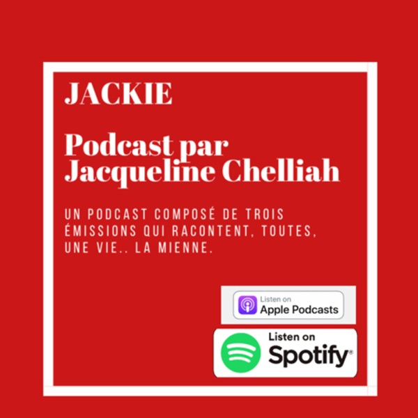 Reviews For The Podcast Jackie Par Jacqueline Chelliah Curated From Itunes