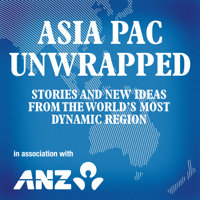 Podcast cover art for Monocle 24: Asia Pac Unwrapped