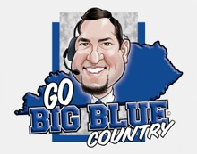 Cover image of Go Big Blue Country