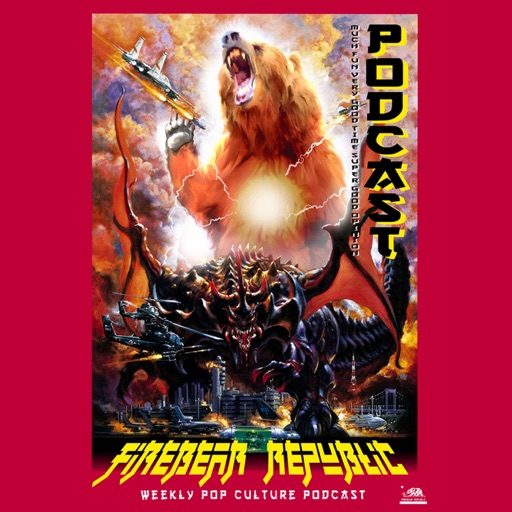 Cover image of The Firebear Republic