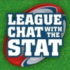 League Chat with the Stat artwork