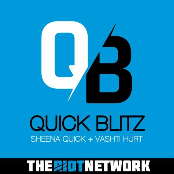 Quick Blitz - A Panthers Podcast Artwork