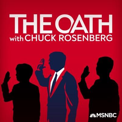 The Oath with Chuck Rosenberg:Chuck Rosenberg, NBC News