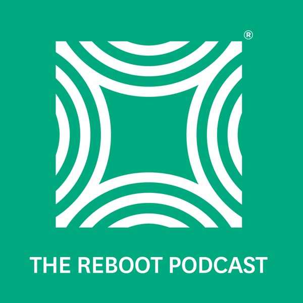 The Reboot Podcast banner backdrop