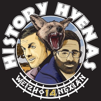 History Hyenas with Chris Distefano and Yannis Pappas:Chris Distefano and Yannis Pappas