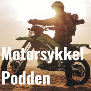 Motorsykkel Podden