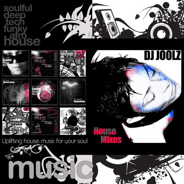 DJ Joolz - Soulful, Deep & Jackin House banner backdrop