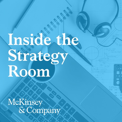 Cover image of Inside the Strategy Room