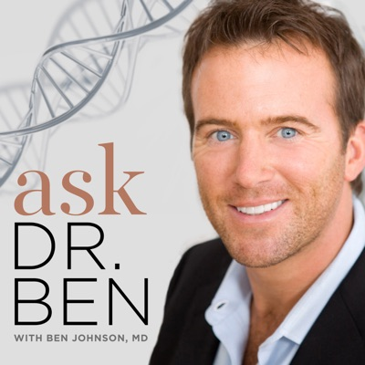 Ask Dr. Ben:Ben Johnson, MD | Innovator, Founder and CEO of Osmosis Beauty