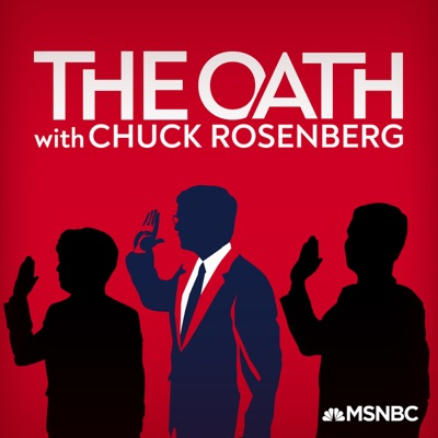 The Oath with Chuck Rosenberg:Chuck Rosenberg, NBC News