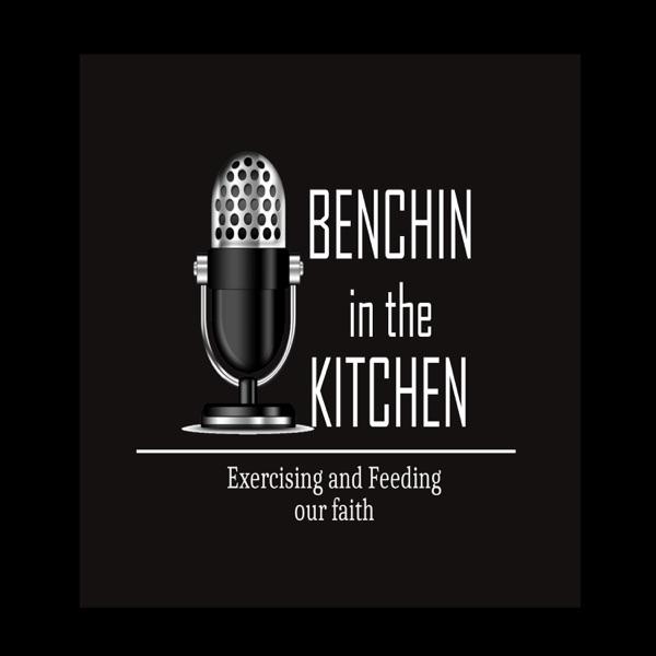 Benchin in the kitchen