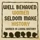 Women in Living History