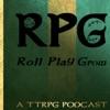 Roll Play Grow artwork