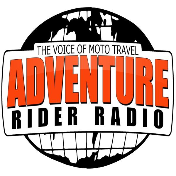 Adventure Rider Radio Motorcycle Podcast Artwork