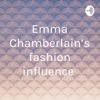 Emma Chamberlain's fashion influence  artwork