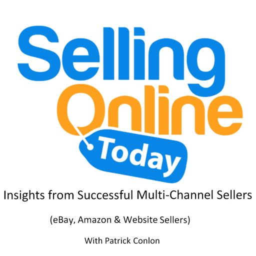Cover image of Selling Online Today