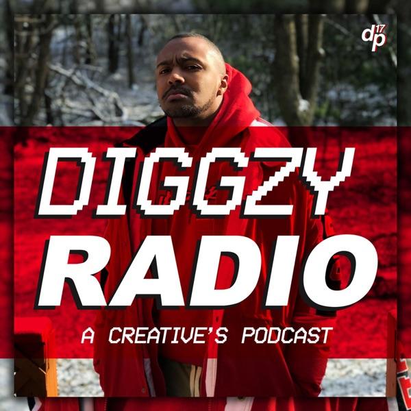 Diggzy Radio: A Creative's Podcast