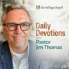 Daily Devotions with Pastor Jim Thomas artwork
