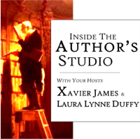 Inside The Author's Studio podcast