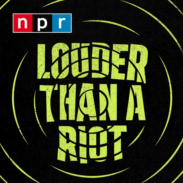 Louder Than A Riot: Coming Thursday, October 8