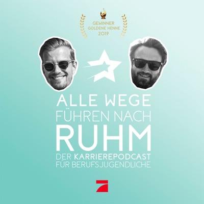 Alle Wege führen nach Ruhm - AWFNR:Joko Winterscheidt und Paul Ripke
