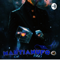 Floating in Space w/MartianUFO👁 podcast