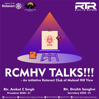 RCMHV Talks!!!