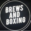 Brews and Boxing artwork