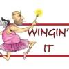Wingin' It Comedy Show artwork