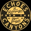 Echoes from the Canyons: A Retrospective Music Podcast artwork