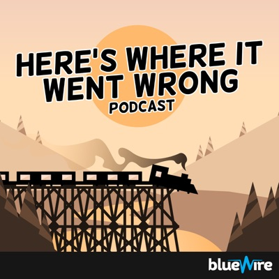 Here's Where it Went Wrong:Blue Wire, Andrew Nadeau, Wen Powers