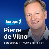 Europe Matin - Week-end - 6h-9h podcast