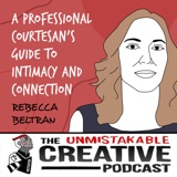 Rebecca Beltran | A Professional Courtesan's Guide to Intimacy and Connection