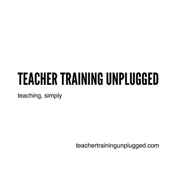 Teacher Training Unplugged Radio