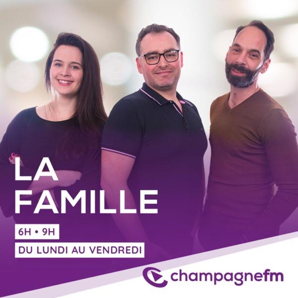 Les invités de La Famille Champagne FM