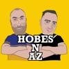 Hobes N Az Talking NRL artwork
