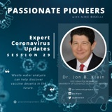 Expert Coronavirus Updates with Dr. Jon Klein | Session 29