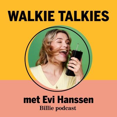 Walkie Talkies - met Evi Hanssen:Billie Magazine - Mediahuis