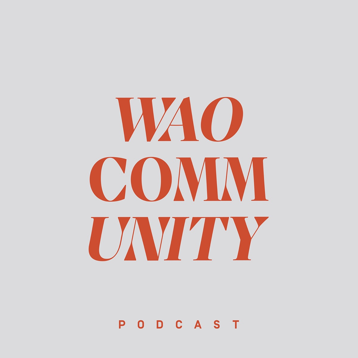 WAO Community Podcast