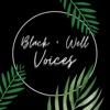 Black + Well Voices artwork