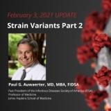UPDATE 2/3/21 - Strain Variants Part 2