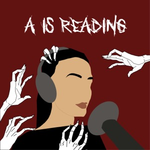 A is reading