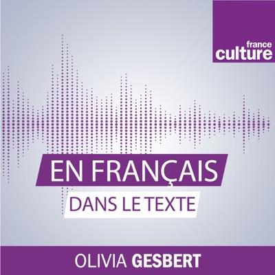 En français dans le texte:France Culture