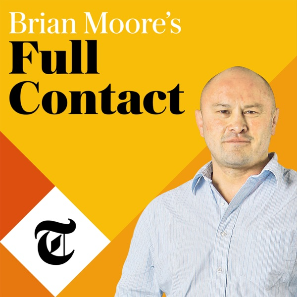 Brian Moore's Full Contact Rugby banner backdrop