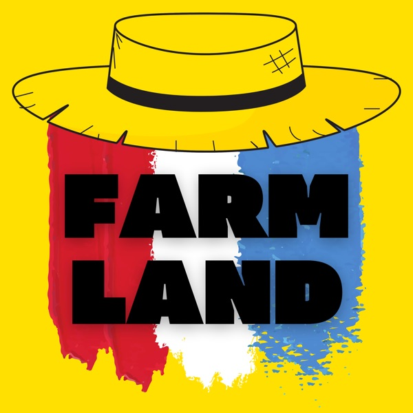 Farm Land banner backdrop