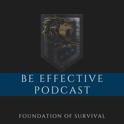 Be Effective Podcast:Adam H.