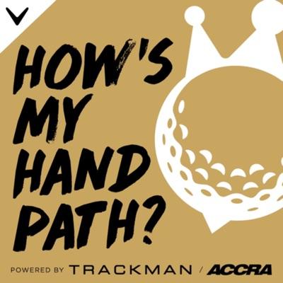 How's My Hand Path?:Nakhjavani Golf